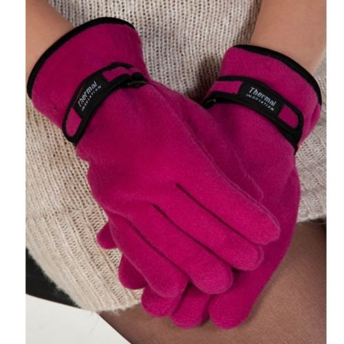 ladies-plain-winter-ski-thermal-insulated-polar-fleece-thinsulate-gloves-one-size-hot-pink_2476548
